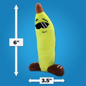Bizzy Peel Plush Toy